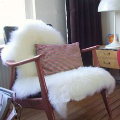 Latest Obsession:  Soft Faux Sheepsk... Shop Now! http://www.shopelettra.com/products/soft-faux-sheepskin-chair-cover?utm_campaign=social_autopilot&utm_source=pin&utm_medium=pin