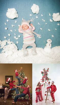 11 Christmas-themed Photo Props and Ideas for Your Baby