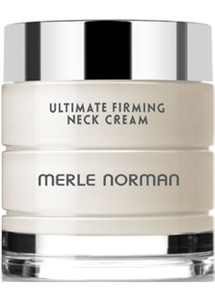 Ultimate Firming Neck Cream: Is your neck giving away your age? Keep your chin up with this technologically advanced cream. The rich & luxurious formula immediately cradles the neck & chest, providing an immediate tensor-like effect that lasts for hours with a new 3D Express Lifting ingredient Instensyl®. With continued use, Juvinity™ & a special cocktail of 15 age-defying extracts & peptides, work together to help reduce the appearance of fine lines & wrinkles, leaving skin looking younger.