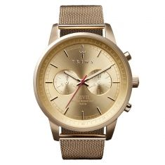 Triwa Unisex Rose Nevil Watch with Rose Gold Stainless Steel Mesh Band >>> Read more at the image link. Rose Watch, The Only Exception, Shops, Mesh Band, Steel Mesh, Odd Molly, Metal Bracelets, Rose Gold Plates, Daniel Wellington