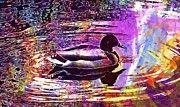 "New artwork for sale! - "" Duck Crossword Wild Birds  by PixBreak Art "" - http://ift.tt/2uagc5I"