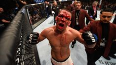 Why UFC's Toughest Fighters Are Going Vegan   UFC fighter Nate Diaz on his vegan diet.