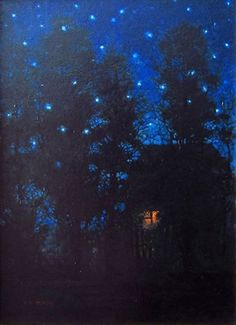 Last Night of Summer by Konstantin Kalynovych