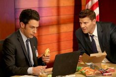I watch too much TV: Bones - The Psychic in the Soup