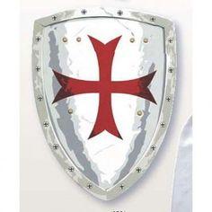 BestSaller Liontouch Softline Premium Knights Templar Shield Cross & Paws: Amazon.de: Toys