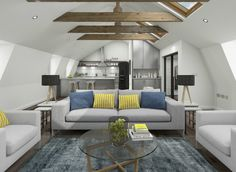 CRISP3D are a talented architectural visualisation studio based in the UK, near Manchester. They are experienced in providing high-end photo-realistic images to Architects, Designers and End Users. They have a strong architectural design team, who are able to accurately highlight the subtle details of each project. http://www.crisp3d.co.uk