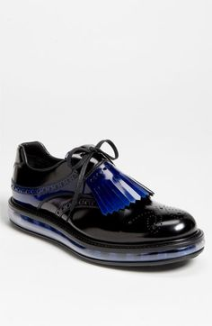 Prada 'Levitate' Kiltie Slip-On available at Nordstrom