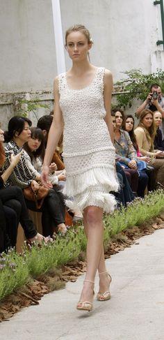 Crochetemoda Blog: Vanessa Montoro - Coleção Verão 2013