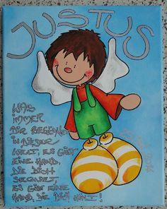 Bilder für kinderzimmer auf leinwand selber malen mädchen  Bilder Kinderzimmer auf Leinwand gedruckt für Jungen und Mädchen ...