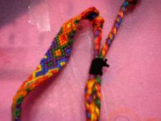 How to make an adjustable bracelet ending! Friendship Bracelet Tutorial - BraceletBook.com