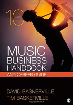 Music Business Handbook and Career Guide/David Baskerville, Tim Baskerville Reading Online, Books Online, Singing Career, Singing Lessons, Most Popular Books, Music Promotion, Artist Management, Music Industry, Used Books