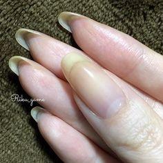 Pin on nail ideas Pin on nail ideas Acrylic Nails At Home, Cute Acrylic Nails, Really Long Nails, Long Natural Nails, Natural Nail Designs, Pointed Nails, Nails 2017, Nail Growth, Fire Nails