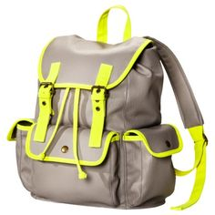 neon backpack- be seen