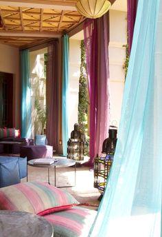 Hotel Dar Zemora Marrakesch, Marokko