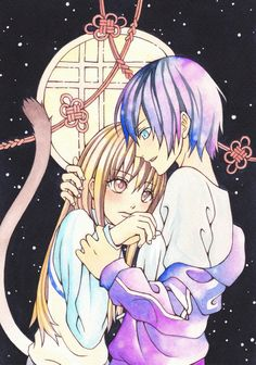 yatori Noragami, Yato And Hiyori, The Darkness, Yatori, Cardcaptor Sakura, He's Beautiful, Anime Ships, Manga, Image Shows