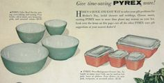 give time saving pyrex ware - 1131×571