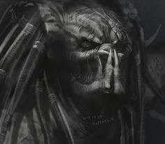 ArtStation - predator, rappu saran