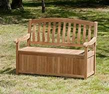Outdoor storage bench - Bing Images