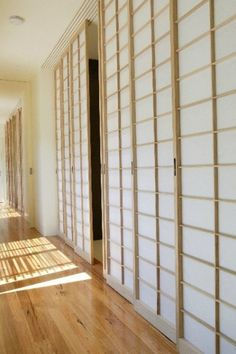 Shoji Screen.  wish these were my sliding doors