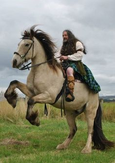 The Clydesdale Horse is the pride of Scotland and is a native breed which was founded in Lanarkshire, Clydesdale being the old name for the district. The history of the breed dates back from the middle of the 18th century.
