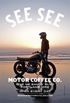 MOTOR COFFEE CO. PORTLAND