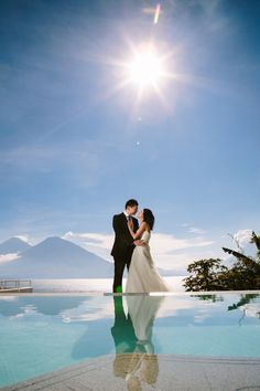 wow... now I want my wedding to be in Atitlán, Guatemala