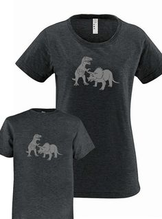 7f32b99faf0a8 Mother Son or Daughter Matching Dinosaur Shirts - Mommy and Me Matching  Shirts