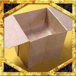 折り紙でハート窓の折り方!簡単バレンタインメッセージの作り方 | セツの折り紙処 Origami, Halloween, Crafts, Scary Monsters, Blue Prints, Manualidades, Origami Paper, Handmade Crafts, Craft