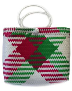 Handmade hand shoulder woven summer shopping travel by MyViethome Cheap Places To Travel, Handmade Bags, Shopping Travel, Weaving, Christmas Ornaments, Holiday Decor, My Style, Gifts, Shoulder
