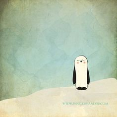 Peaceful Penguin
