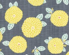 This listing is for half a yard of Autumn Woods fabric by Kate & Birdie Paper Co. for Moda Fabrics. Item #13132-16 This fabric is 44/45 wide, 100% cotton, and cut off the bolt in my smoke free and pet free home.  If you buy more than one 1/2 yard it will be cut in a continuous piece unless you request a different cut.  Please contact me if you would like a different amount of fabric, I would be happy to set up a custom listing for you with combined shipping.