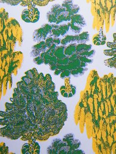 josef frank by Neville Trickett, via Flickr Textiles, Textile Prints, Textile Patterns, Textile Design, Print Patterns, Joseph Frank, Collages, Happy Design, Painting Collage