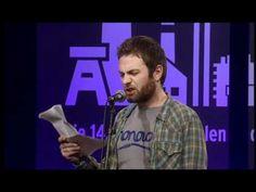 ▶ Poetry Slam - Patrick Salmen - rostrotkupferbraunbronze - YouTube