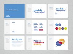 Leeds Federated Brand Guidelines