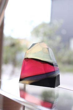 宝石石けん! カットその1 の画像|新潟 手作り石鹸の作り方教室 アロマセラピーのやさしい時間