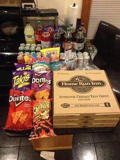 Sleepover Snacks, Homemade Crepes, Potato Crisps, Pizza Flavors, Junk Food Snacks, Hazelnut Spread, Sour Cream And Onion, Food Cravings, Snack Recipes