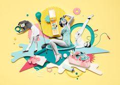 Pore Me! - Owen Gildersleeve, Ciara Phelan for Benefit Cosmetics.