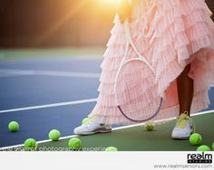 senior portrait ideas for girls tennis