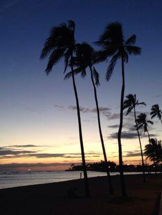 Ala Moana Beach Park - Honolulu, HI