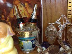 Champagne on Ice Salt &Pepper Set