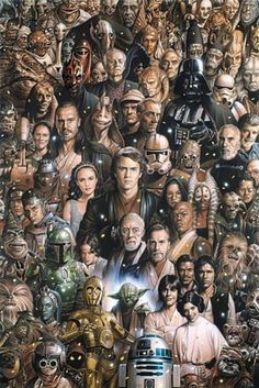 Happy starwars day everyone. May the 4th be with you, always.