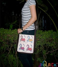http://www.afday.com/collections/bags/products/ashwamegh-sling-bag  Rs 575