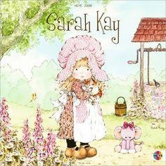 Tus Tareas y entretenimientos: SARAH KAY , HOLLY HOBBIE Y SIMILARES