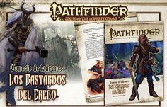 PATHFINDER CONCEJO 1 LOS BASTARDOS DEL EREBO
