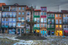 Braga, old district  #Portugal. Lindíssimo