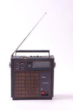 """DDR Museum - Museum: Objektdatenbank - Radio """"R2300""""    Copyright: DDR Museum, Berlin. Eine kommerzielle Nutzung des Bildes ist nicht erlaubt, but feel free to repin it!"""