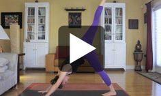 Slow Full-Body Flow - Day 17 - 30 Day Yoga Challenge