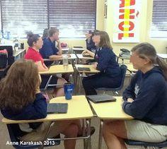Confesiones y Realidades: ¡Que Hablen En Español! good speaking activity