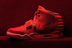 Yeezy 2 Red October Retail Price: $245 Market Price: $2200-$3200
