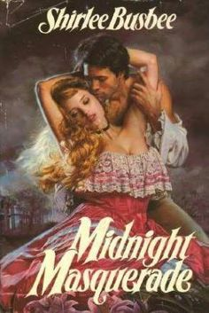 Midnight Masquerade by Shirlee Busbee